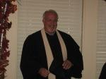 Pastor Paul McGarvey